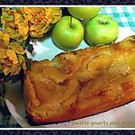 recette Quatre-quarts aux pommes