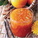 recette Confiture d'orange aux épices (Idée gourmande Femme Actuelle)