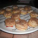 recette Macarons au tiramisu