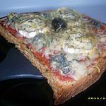 recette bruschetta aux trois fromages