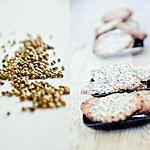 recette Crackers pavot chanvre
