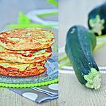 recette Rostis aux courgettes