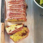 recette Gâteau de pommes de terre au maïs