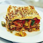 recette Lasagne à la viande d'agneau