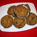 recette Muffin santé aux graines de Chia