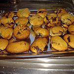 recette Muffins au chocolat et Madeleines au chocolat. et noix de coco.rapée.