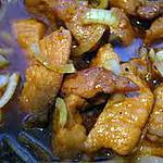 recette Porc Kowloon ou porc des neuf dragons
