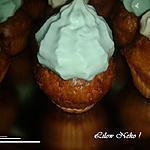 recette Cupcakes au Saumon Fumé