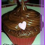 recette Cupcakes Choco - Nutella