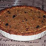 recette Tarte aux poires râpées
