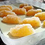 recette Pâte de fruits maison aux pommes