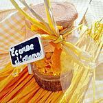 recette Zeste  d'orange en poudre