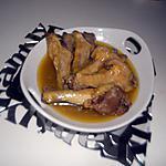 recette Manchons de canard au cidre