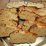 recette Pain de surimi