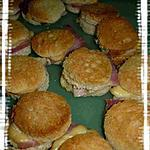 recette Baby croques