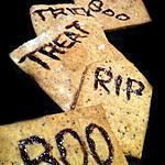 recette Scary Halloween Crackers !