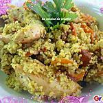 recette émincé de volaille carottes et céréales gourmandes