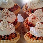 recette Tartelettes au muesli idéale régime ou simple délice