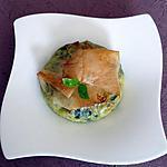 recette Spanakopita ( feuilleté aux épinards et au fromage )