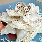 recette Raviolis maison farcis au boeuf tomates confite et mascarpone