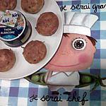 recette Petits cakes thon/kiri