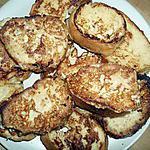 recette Le pain perdu (un grand classique !)