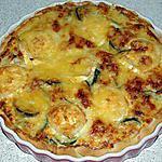 recette Tarte Aux Courgettes Et Lardons