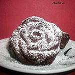 recette Mini-fondants au chocolat