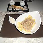 recette raviolis au canards corbanara de cepes