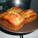 recette mini cake poivron des de jambon