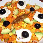 recette Salade De Carotte