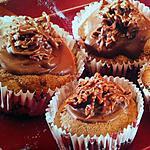 recette mini-cakes choco-coco