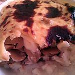 recette gratin de cabillaud champignons sauce mornay