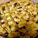 recette Dutch Apple Pie.