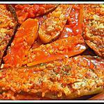 """recette Légumes farcis à la libanaise """"ou Mahchi bizit """" ???? ??????"""