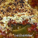recette crumble de tomates