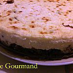 recette Cheese Cake aux daims