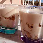 recette Tiramisu au saveurs d'autononne