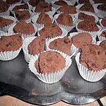 recette Truffes au chocolat et à la vanille