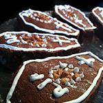 recette Halloween dead brownies !