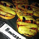 recette Halloween Momiezzas
