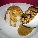recette Riz épicé à l'indienne