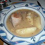recette Rouelle de porc au cidre