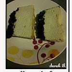 recette Cheesecake - 1er essai version Oréo