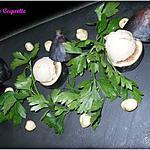 Foie Gras, Figue et Noisette