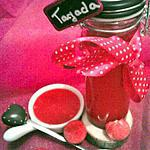 Pate à tartiner aux fraise tagada