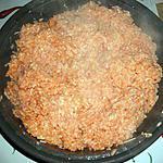 recette Risotto tomate, gruyère