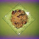 recette Spaghetti Aux Légumes Croquants Et Emincés De Dinde