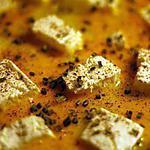 recette Omelette au chèvre frais