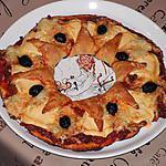 recette Pizza soleil